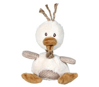 Trixie Hundespielzeug Ente, 15 cm