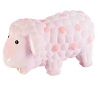 Trixie Hundespielzeug Latex-Schaf, 14 cm