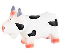 Trixie Hundespielzeug Latexkuh, 19 cm