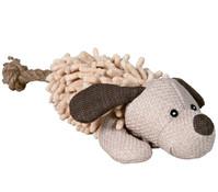 Trixie Hundespielzeug Plüschhund mit Stimme, 30 cm