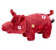 Trixie Hundespielzeug Plüschschwein, 21 cm