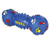 Trixie Hundespielzeug Vinyl-Hantel
