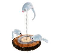 Trixie Katzenspielzeug Mouse Family