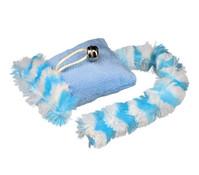 Trixie Katzenspielzeug Plüschspielkissen mit Schelle