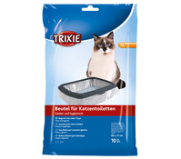 Trixie Katzentoilettenbeutel XL, 10 Stück