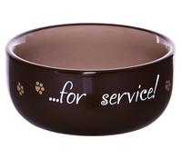 Trixie Keramiknapf mit Katzenmotiv, 0,3 l