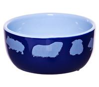 Trixie Keramiknapf mit Nagermotiv, 250 ml
