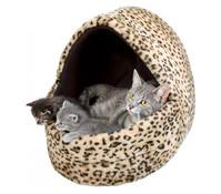 Trixie Kuschelhöhle Leo für Katzen und Hunde