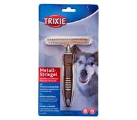 Trixie Metallstriegel für Hunde und Katzen