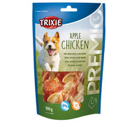 Trixie Premio Apple Chicken Light, Hundesnack, 100g