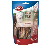 Trixie Premio Buffalo-Sticks, Hundesnack, 100g