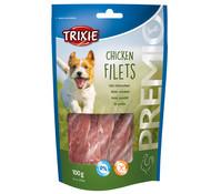 Trixie Premio Chicken Filets Light, Hundesnack, 100g