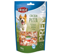 Trixie Premio Chicken Pizza Light, Hundesnack, 100g