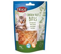 Trixie Premio Filet Bits Light, Katzensnack, 50g