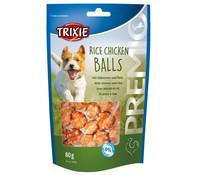 Trixie Premio Rice Chicken Balls, Hundesnack, 80g