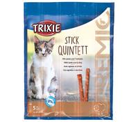 Trixie Premio Stick Quintett, Katzensnack, 5 Stück