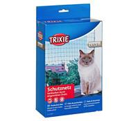 Trixie Schutznetz für Katzen, olivgrün