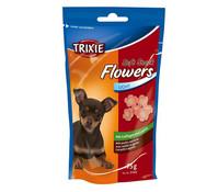 Trixie Soft Snack Flowers Light, Hundensack, 75 g