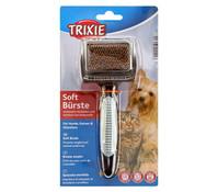 Trixie Softbürste für Haustiere, 7 x 16 cm