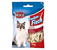 Trixie Trockenfisch, Katzensnack, 50 g