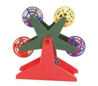 Trixie Vogelspielzeug Praterrad, 10 cm