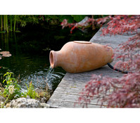 Ubbink Terrakotta-Filter-Set Amphora, 60 x 30 x 28 cm