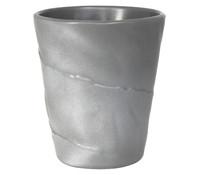Übertopf aus Keramik, Ø 14 cm, rund