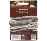 Videx Woll-Filzband, 150 cm