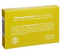 Vina Kaliumpyrosulfit Schwefelpulver