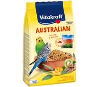 Vitakraft Australian für Wellensittiche, Vogelfutter, 800 g