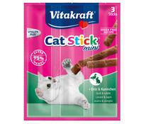 Vitakraft Cat Sticks Mini, Katzensnack, 3 Stk.