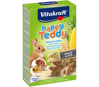 Vitakraft happy Teddy, Nagersnack, 75 g