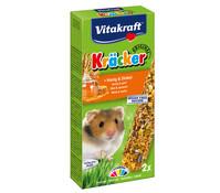Vitakraft Kräcker Original mit Honig & Dinkel für Hamster