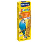 Vitakraft Kräcker Original mit Honig & Sesam für Wellensittich