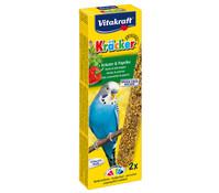 Vitakraft Kräcker Original mit Kräutern & Paprika für Wellensittiche
