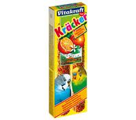 Vitakraft Kräcker Original mit Orange & Aprikose für Wellensittiche