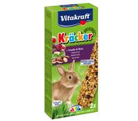 Vitakraft Kräcker Original Traube & Nuss für Zwergkaninchen