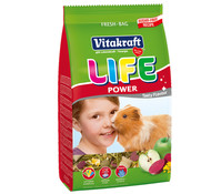 Vitakraft Life Power Meerschweinchenfutter, 600 g