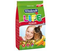 Vitakraft Life Power, Zwergkaninchenfutter, 1,8 kg