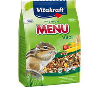 Vitakraft Menü Vital für Streifenhörchen, 600 g