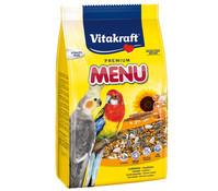 Vitakraft Premium Menü mit Honig für Großsittiche, 1 kg