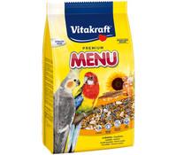 Vitakraft Premium Menü mit Honig für Großsittiche, 3 kg