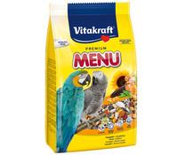 Vitakraft Premium Menü mit Honig für Papageien, 3 kg