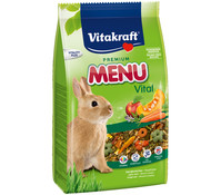 Vitakraft Premium Menü Vital für Zwergkaninchen, 1 kg