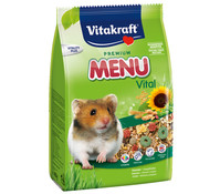 Vitakraft Premium Menü Vital Hamsterfutter, 400 g