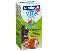Vitakraft Vita Fit Vitamin C Tropfen. 10 ml