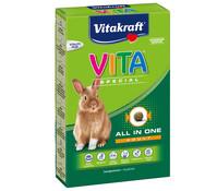 Vitakraft VITA Special Adult für Zwergkaninchen, 600 g