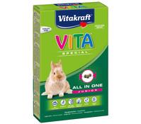 Vitakraft VITA Special Junior für Zwergkaninchen, 600 g