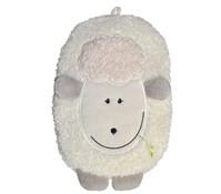 Wärmflasche Lamm