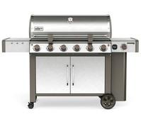 Weber Gasgrill Genesis ® II LX S-640™ GBS™, Edelstahl